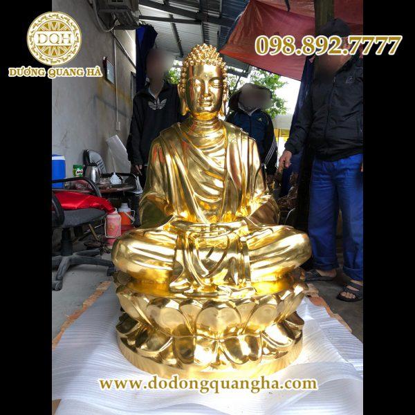 tượng Phật bằng đồng