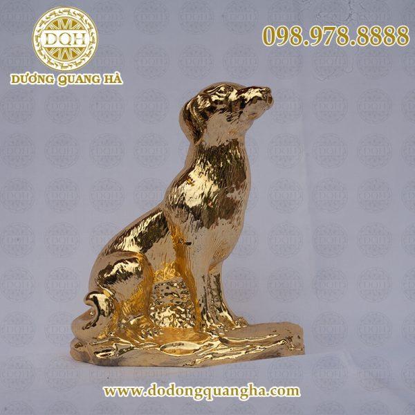 Tượng chó và ý nghĩa của linh vật này trong phong thuỷ