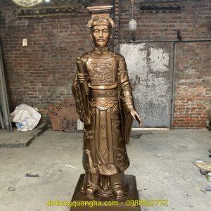Tượng Đồng Vua Lê Thánh Tông
