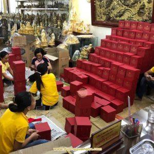 500 quả trống đồng làm quà tặng đại biểu đại hội