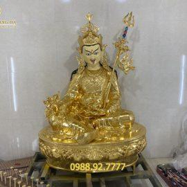 Tôn Tượng Phật Liên Hoa Sinh