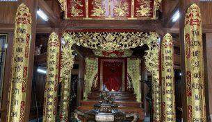 Đồ Đồng Dương Quang Hà thi công đền thờ các anh hùng liệt sỹ tỉnh Quảng Bình