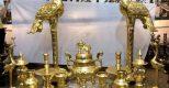 Những món đồ không thể thiếu trong bộ đồ thờ bằng đồng