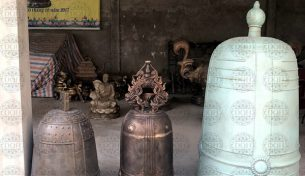 Các loại chuông đồng và ý nghĩa của từng loại chuông trong Phật giáo