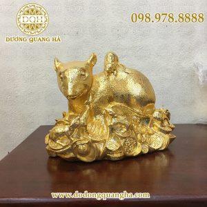 Chuột đàn mạ vàng