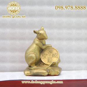 Chuột đồng cầm đồng tiền