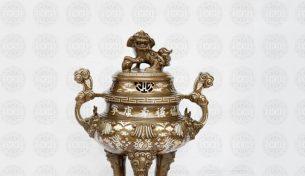 Đỉnh đồng thờ cúng – Vật thiêng trong văn hóa tâm linh Việt