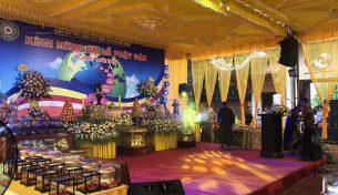 Đồ đồng Dương Quang Hà tham dự Đại lễ Phật Đản (Vesak) tại chùa Xuân Lan ngày 1/4 âm lịch năm Kỷ Hợi