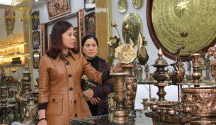 Đồ đồng Quang Hà lưu truyền và phát triển văn hóa Việt