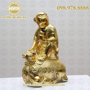 Khỉ mạ vàng