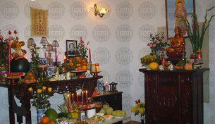 Những điều đại kỵ khi lập bàn thờ trong nhà cần phải tránh