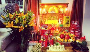 Những vật phẩm nên đặt thêm lên ban thờ Thần Tài giúp gia tăng vượng khí, tài lộc, may mắn