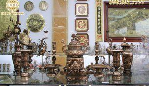 Những việc làm cần tránh khi mua đồ đồng thờ cúng