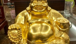 Phật Di Lặc và cách đặt tượng Di Lặc cho đúng phong thuỷ
