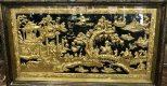 Nguồn gốc, ý nghĩa của bức tranh đồng vinh quy bái tổ quen thuộc trong không gian nhà ở của người Việt