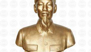 Tượng đồng Hồ Chí Minh – niềm tự hào của một dân tộc