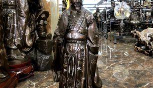 Ý nghĩa phong thủy của tượng đồng Gia Cát Lượng – Khổng Minh