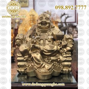 Tượng đồng Phật Di Lặc