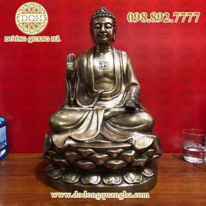 Tượng đồng Phật Thích Ca