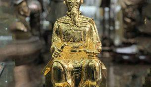 Tượng đồng Trần Quốc Tuấn – Uy nghi hồn dân tộc