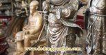 Ý nghĩa của tượng đồng Quan Công trong phong thủy