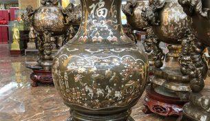 Ý nghĩa lọ lộc bình trong văn hóa tâm linh của người Việt