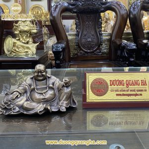 Tượng Phật Di Lặc bằng đồng